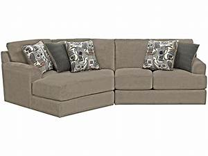 Sectional sofas cincinnati signature design by ashley for Sectional sofa furniture fair