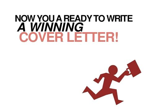 How To Write A Winning Cover Letter by How To Write A Winning Cover Letter