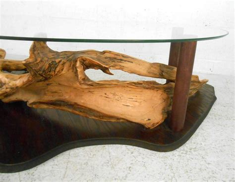 unusual coffee tables for sale unique mid century modern rustic driftwood coffee table