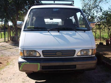 Besta Kia by Kia Besta Minibus 1 Generation 2 7 D Mt 80hp Fotos