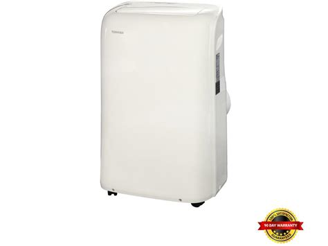toshiba rac pdcru  cooling capacity btu portable air conditioner ebay
