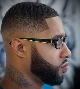 Dégradé Americain Court : coupe cheveux d grad homme noir ~ Melissatoandfro.com Idées de Décoration