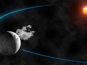 Evidence of Water Vapor Found on Dwarf Planet Ceres ...
