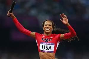 Olympic Runner Sanya Richards