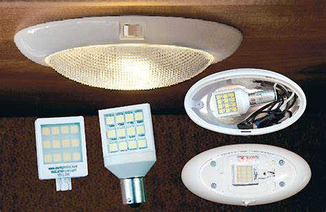 best led lights for rv interior get the 411 on rv led lights save money