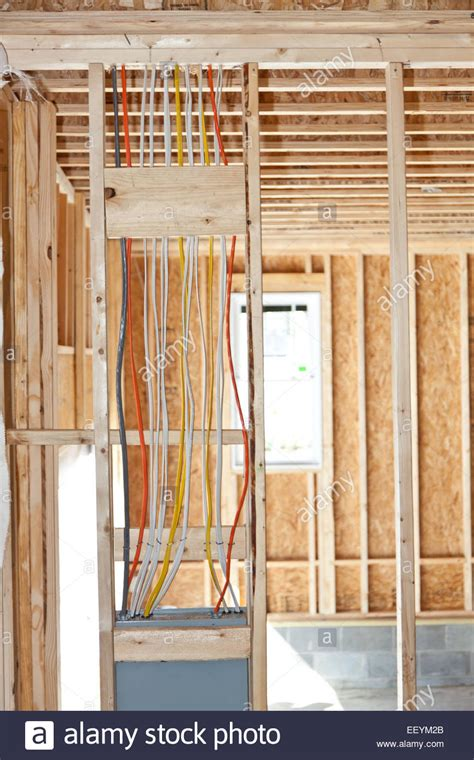 Electrical Wiring From Breaker Box New Home Under