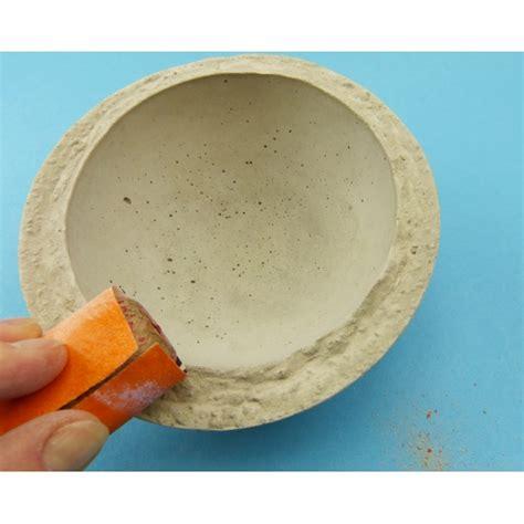 betonschalen selber gießen betonschale selber machen ideal als tischdeko