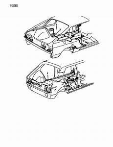 1985 Dodge Omni Wiring - Body  U0026 Accessories