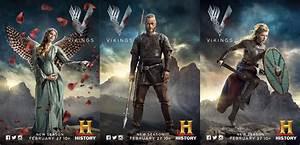 History - Vikings Characters | BPG