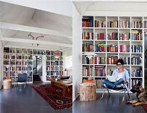 modern home library design ideas contemporary home With home office library design ideas