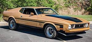 1973 Ford Mustang Mach 1 Packs the Original 351 Cleveland - autoevolution