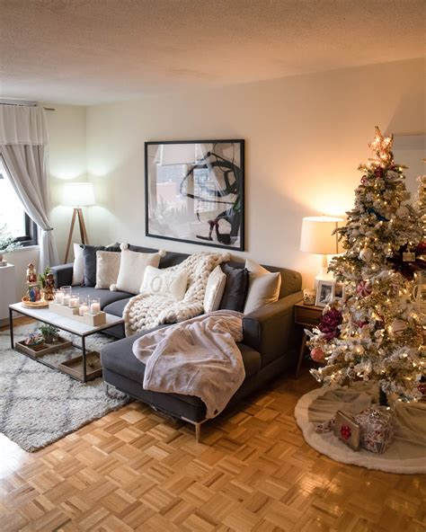 york city apartment holiday decorations katies bliss