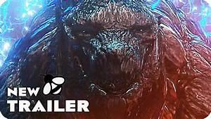 Godzilla: Monster Planet Final Trailer (2018) 2017 ...