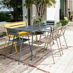 Salon De Jardin Fermob. salon de jardin fermob cargo table l128 l128 ...