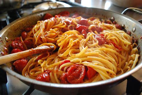 cuisson des p 226 tes al dente un italien