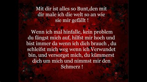 love gedicht mit lyrics original youtube