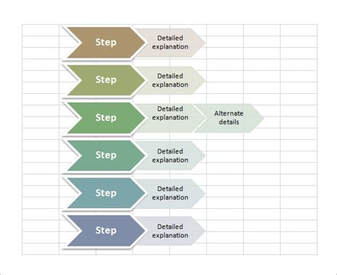 Organization Flow Chart Template Excel by 44 Flow Chart Templates Free Sle Exle Format