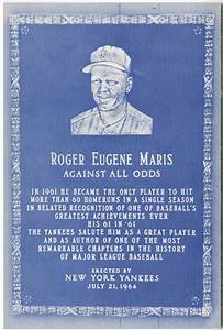 Lot Detail - Mickey Mantle and Roger Maris Funeral Card ...