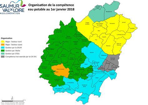 syndicat intercommunal d alimentation en eau des communes saumur val de loire eau potable