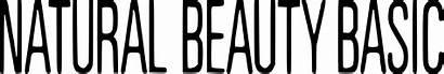 Beauty Natural Basic Logos Svg