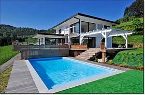 Maison En L Moderne : maison moderne bois ~ Melissatoandfro.com Idées de Décoration
