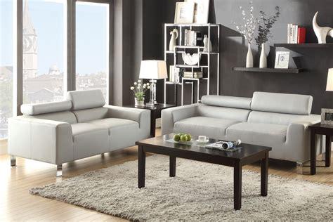 eclipse sofa  loveseat light grey sofa sets