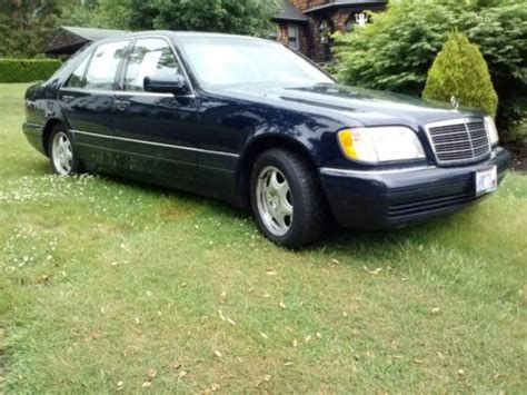 Purchase Used Mercedes S320 Excellent!148,000 Miles