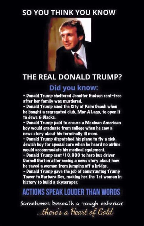 real donald trump common