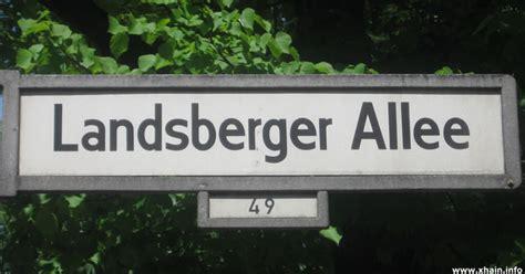 landsberger allee berlin friedrichshain xhaininfo