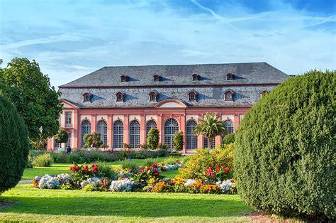 Botanischer Garten Basel Mieten by Orangerie In Darmstadt Botanischer Garten