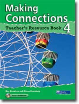 Making Connections Teacher Resource Book Book 4 & Cd  Literacyreading  School & Office Supplies