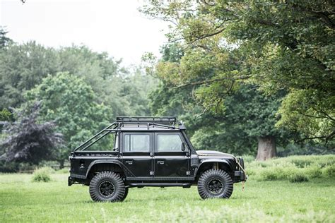 the bond quot spectre quot land rover defender svx