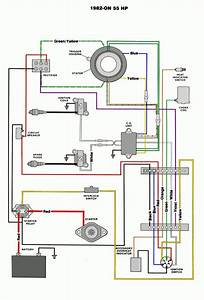 200 Hp Mercury Wiring Diagram Schematic