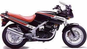Kawasaki Ex500  Gpz500s 1987