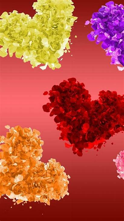 Valentine Iphone Colorful Wallpapers Happy February Perfect