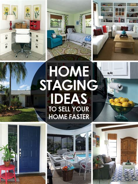 Decorating Ideas To Sell Your House by Sell Your House Faster With These Home Staging Ideas