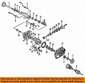 Gm Oem Front Axle