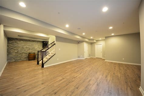 Design: Basement Flooring Ideas For Winner In Any Room In