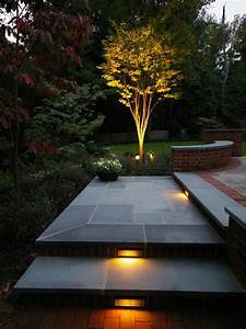 outdoor step lighting ideas for a look of your yard