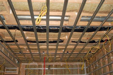 soundproofing  ceiling  condo shelly lighting