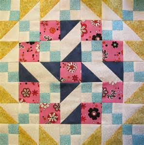 Easy Quilt Block Pattern