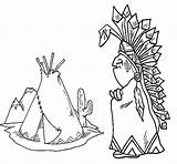 Coloring Native American Pages Indian Printable Thanksgiving Indians Nations Printables Bestcoloringpagesforkids History Even Check Template Tribes Central sketch template