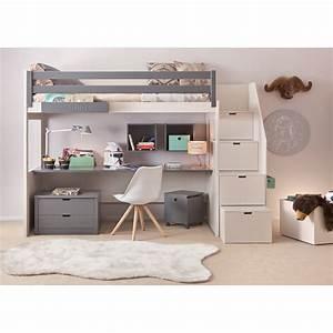 Bureau Pour Chambre : chambre design sp cial ados juniors sign enfant design ~ Teatrodelosmanantiales.com Idées de Décoration