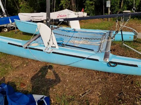 Boat Parts Tyler Tx by Hobie 18 1982 Tyler Texas Sailboat For Sale From