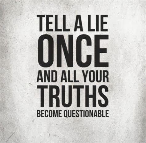What To Do If You Lie On Your Resume by Lies Quotes Lies Sayings Lies Picture Quotes