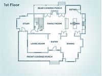 dream home floor plans Floor Plan for HGTV Dream Home 2009 | HGTV Dream Home 2009 ...