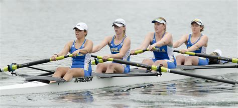 ucla rowing optimistic  pac  championship potential
