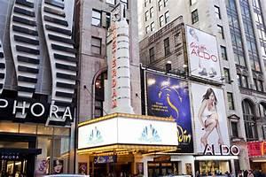 New Amsterdam Theatre - Manhattan Sideways
