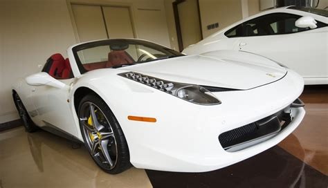 Floyd Mayweather's All White Car Collection Is Insane