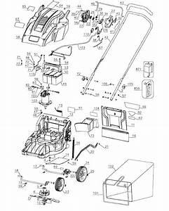 Black  U0026 Decker Lawn Mower Parts